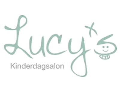 Lucyskinderdagsalon logo